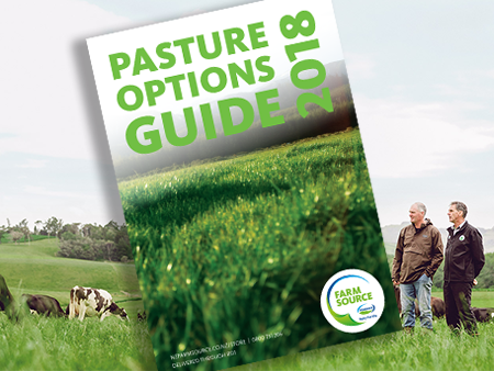 Pasture Options Guide 2018