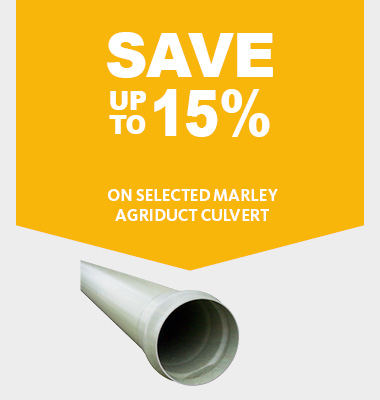 Save up to 15% on Marley Agriduct