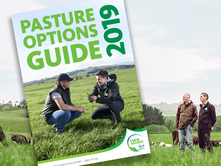 Autumn Pasture Options Guide