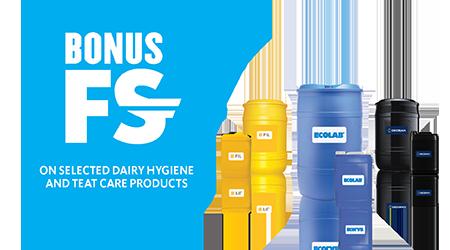 Bonus FSD on Dairy Hygiene and teat care