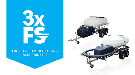 Bonus FSD on Milk Feeders