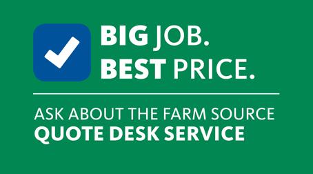 Farm Source Quote Desk