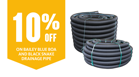 Bailey Drainage Pipes