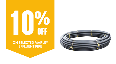 Selected Marley Effluent Pipe