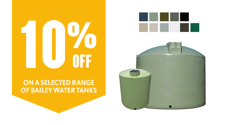 Bailey Water Tanks
