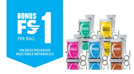 Bonus FSD on bayer metabolics