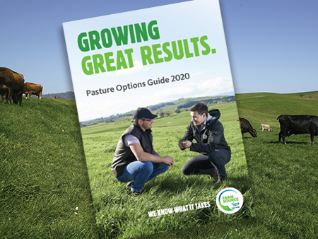 Pasture options booklet