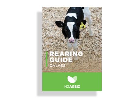 NZAGBIZ Rearing Guide - Calves