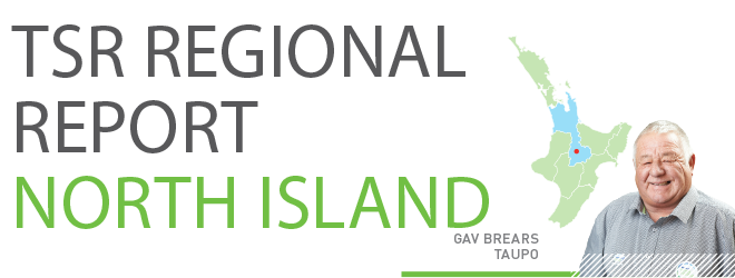 North Island TSR Regional Report - July 2018