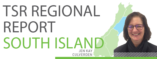 South Island TSR Regional Report - August 2018
