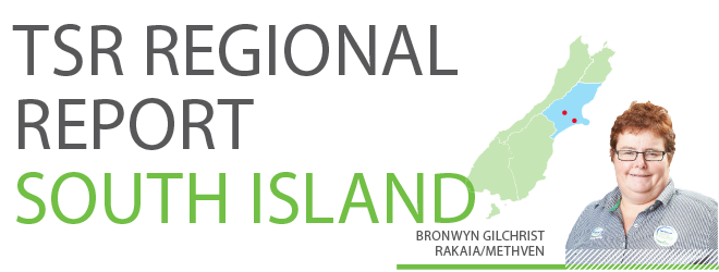 South Island TSR Regional Report - June 2019
