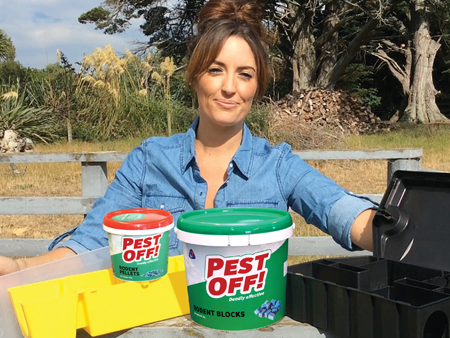 Deadly and effective rodent management this autumn