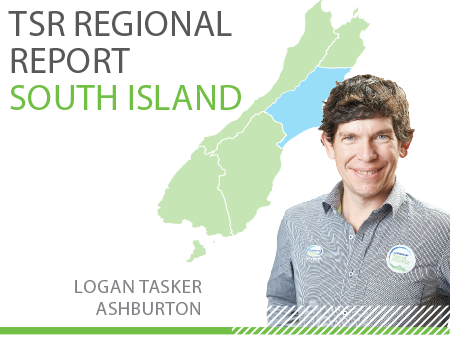 South Island TSR Regional Report - April 2018