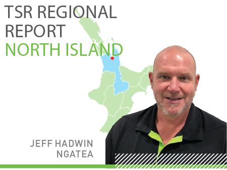 North Island TSR Regional Report - May 2018