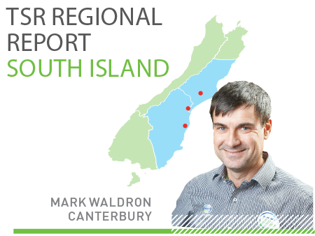 South Island TSR Regional Report - June 2018