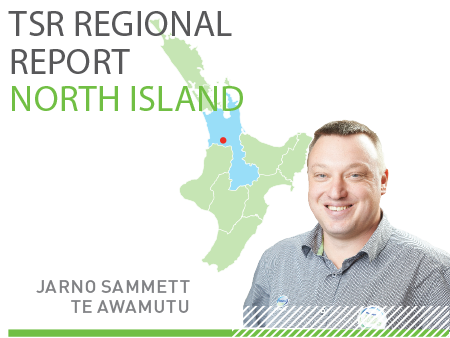 North Island TSR Regional Report - June 2018