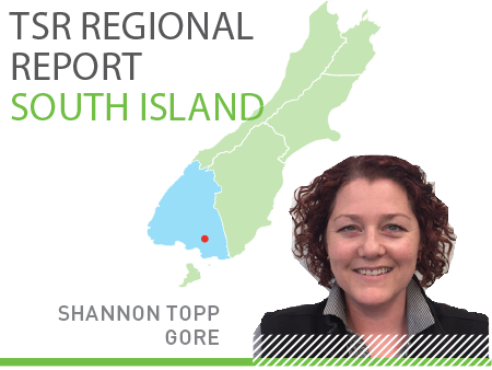 South Island TSR Regional Report - July 2018