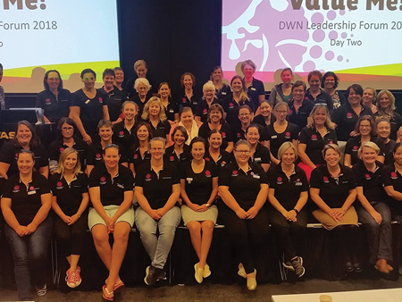Dairy Womens Network - Become a part of a team that makes things happen.