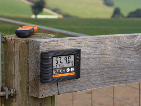 Monitor and control your fence performance