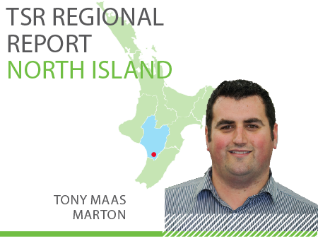 North Island TSR Regional Report - May 2019