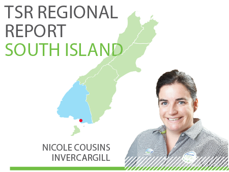 South Island TSR Regional Report - May 2019