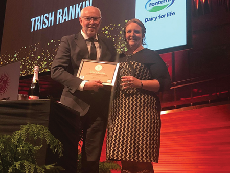 Environmental champion is 2019 Fonterra Dairy Woman of the Year