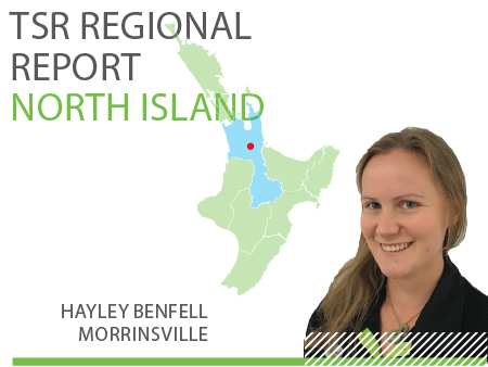 North Island TSR Regional Report - June 2019