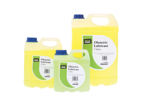 Shoof Obstetric Lubricant 5l Nz Farm Source