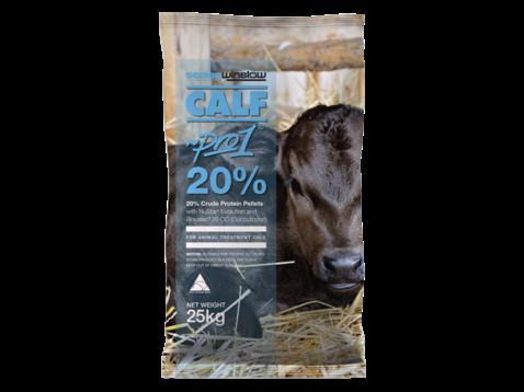 Seales Winslow Calf Pro1 20 25kg Nz Farm Source