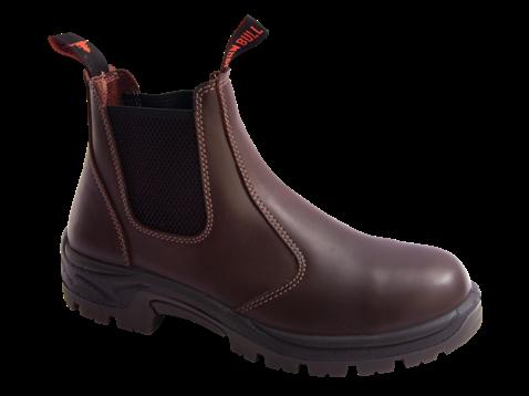 John Bull Work Boot Non Safety Slip On Tracker Nz Farm