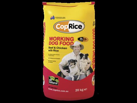 Coprice Working Dog Food 20kg Nz Farm Source