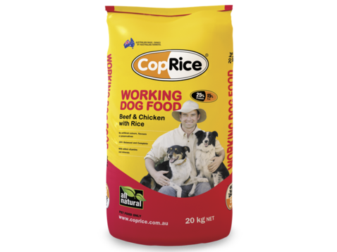 Coprice Working Dog Food 20kg Nz Farm Source
