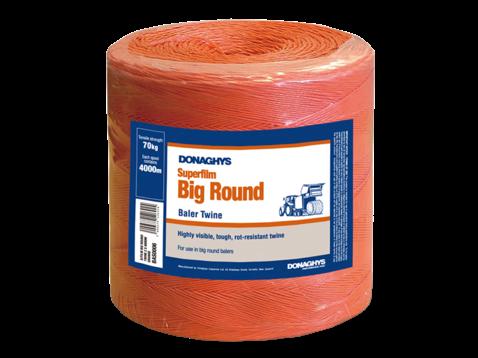 Donaghys Baler Twine Big Round Superfilm Per Bale 4000m | NZ Farm Source