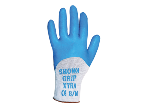 Showa Gloves Xtra Grip 305 Small | NZ Farm Source