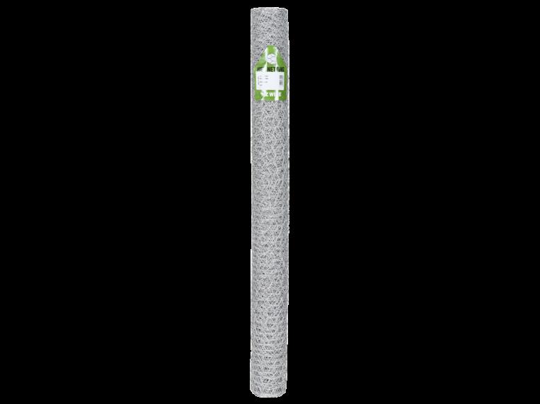 NZ Wire Galvanised Hex Netting 900mm x 25mm x 0 9mm 10m | NZ