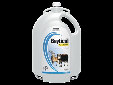 Bayticol Pour On 5l Nz Farm Source