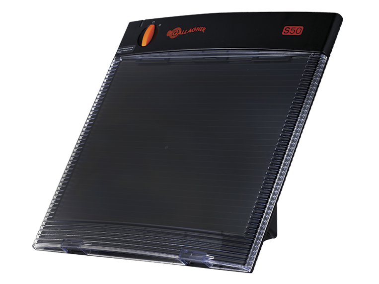 Gallagher Solar Energizer S50   NZ Farm Source