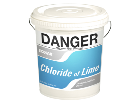 Ecolab Chloride Of Lime 20kg Nz Farm Source