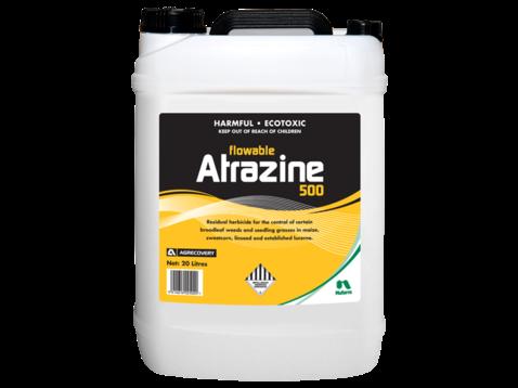 Nufarm Flowable Atrazine 20l Nz Farm Source