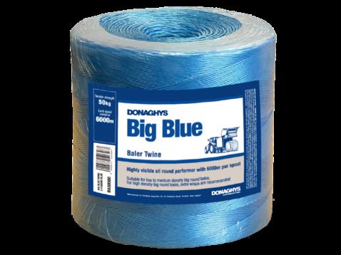 Donaghys Baler Twine Big Blue Per Bale 6000m Nz Farm Source