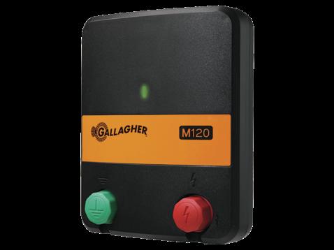Gallagher Energizer M120 Nz Farm Source