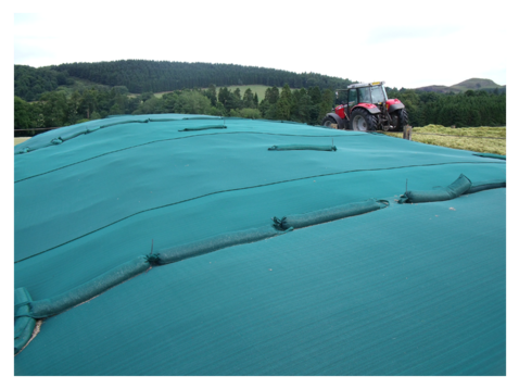 Secure Covers Silage Protection Secure Cover 8m X 10m Nz