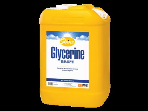 Bell Booth Shine Glycerine 20l Nz Farm Source