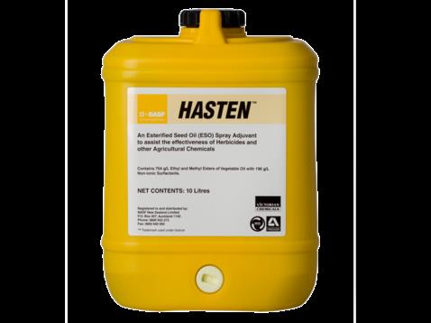 BASF Hasten 10L   NZ Farm Source