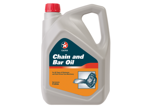 Caltex Chain Amp Bar Oil 4l Nz Farm Source