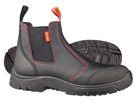 6322d9e8b31 Red Band Work Boots Safety Slip On | NZ Farm Source