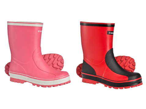 Keep the kids clean and dry outdoors with EziBuy's Kids & Toddler Gumboots. Shop our range today for fast delivery and day returns!