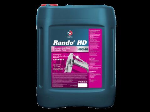 Caltex Rando Hd 46 Oil 18l Nz Farm Source