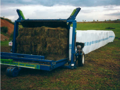 Agpac Ag Bag Silage Tube 3m X 60m Nz Farm Source