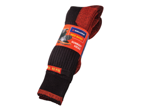 Red Band Gumboot Socks 2 Pack Nz Farm Source